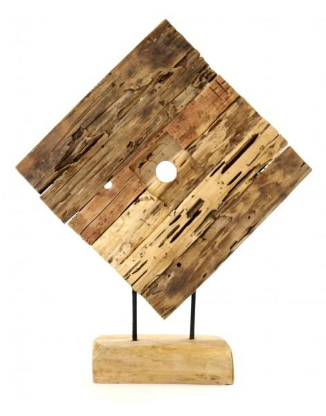 Dekofigur, Quadrat mit Ständer